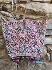 Hand knitted ethnic socks, region of Polog, near city of Tetovo