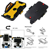 UNIVERSAL BICYCLE BIKE IPHONE 4 5S 6 PLUS MOBILE PHONE HOLDER MOUNT HANDLE BAR