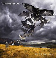 DAVID GILMOUR - RATTLE THAT LOCK: CD / BLURAY ALBUM (RELEASED SEPTEMBER 18 2015)