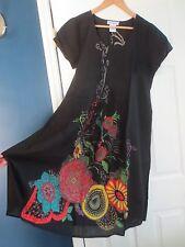 The Paragon Women's X Large Midnight Garden Dress  NEW