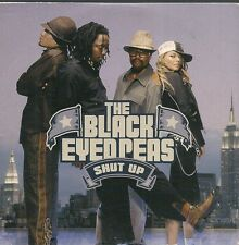 CD SINGLE 2 TITRES--THE BLACK EYED PEAS--SHUT UP--2004