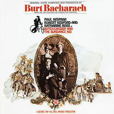 Butch Cassidy & The Sundance Kid Cd By Brand New Sealed