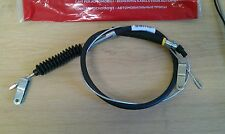 FORD ESCORT MK1 HAND BRAKE CABLE COMPLETE NEW BAGGED QH (Quinton Hazell)
