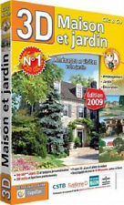 27909// MAISON & JARDIN 3D EDITION 2009 AMENAGEZ VOTRE JARDIN NEUF