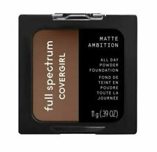 Covergirl Full Spectrum Matte Ambition All Day Foundation Powder Deep Neutral 2