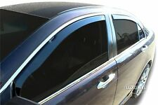 DHO17176 HONDA ACCORD SALOON 2003-2008 WIND DEFLECTORS 4pcs set HEKO TINTED