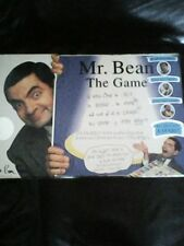 MR BEAN THE BOARD GAME SET COMPLETE EXCELLENT CONDITION