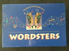 1991 Milton Bradley Wordsters Word Game Brand New Sealed