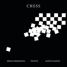 Chess - Original Studio Cast Recording 2 X CD 1984 Polygram as 2cd