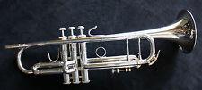 Sonare 901S Silver Plated Trumpet