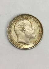 More details for 1902 edward vii 3/three pence coin silver