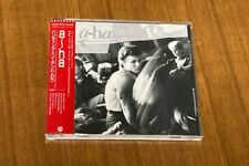 A-HA - HUNTING HIGH AND LOW - Japan CD W/STICKER-OBI  32XD-375