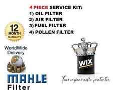 Per Hyundai i800 2.5 CRDI 2008 - > Kit di Servizio Olio Aria Carburante Polline (4) Set di filtri