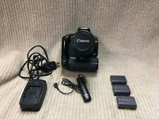 CANON EOS 350D 8.0 MP DIGITAL CAMERA DS126071 W' 18-55mm LENS Ships Free!!