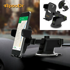 ApooDr 360°Car Holder Mount Bracket For Mobile Cell Phone GPS