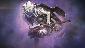 Paid consultation on the game Warframe (PS4) +  Warframes, Mods, Rivens