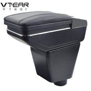 Vtear For Renault Kaptur Captur QM3 armrest box central Store content 2014-2018