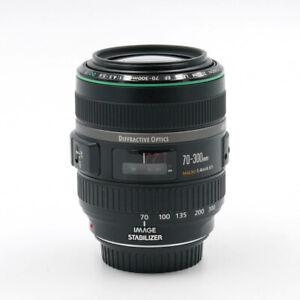 Canon EF 70-300 mm F/4.5-5.6 DO IS USM Objektiv - NEU