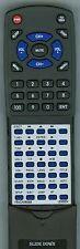 Replacement Remote for JENSEN PSVCAWM968, AWM968