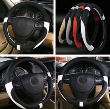 38cm Car Auto Steering Wheel Cover Grip Sport Style Comfortable Durable Odorless