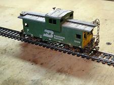 HO toy train Caboose Burlington Northern