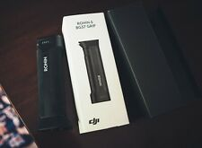 DJI Ronin-S BG37 Battery Grip Used