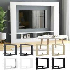 Wohnwand Schrankwand Anbauwand TV Schrank Spanplatte Medienwand Wohnzimmer Möbel