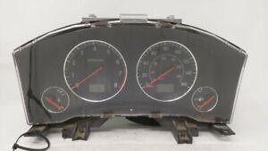 2003-2003 Infiniti Fx35 Speedometer Instrument Cluster Gauges 25401zn60a 49112