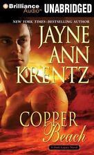 COPPER BEACH unabridged MP3-CD by JAYNE ANN KRENTZ