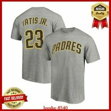 Fernando Tatis Jr. San Diego Padres Majestic Threads T-Shirt Gift Tee Fan MLB