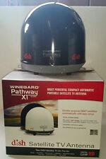 NEW Winegard PA2035 Pathway X1 Black Portable Satellite TV Antenna For Dish