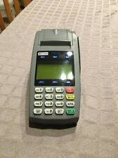 Read Fd-50 First Data Credit Card Terminal