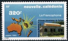 FRANCE TOM Nouvelle-Calédonie  1990   YT n° 598 neuf ★★ luxe / MNH