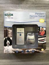 Petsafe Elite Pendant Remote Dog Trainer, PDT00-13377