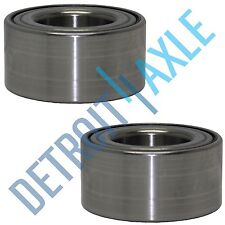 Pair (2) New FRONT Left & Right Wheel Press Bearing For Lancer Mirage Sentra