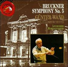 Bruckner: Symphony No. 5 - Gnter Wand / NDR Sinfonieorchester Live Recording