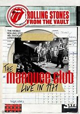 Rolling Stones aus Vault Marquee Club 71 (DVD, CD) Brussels Affair 73 (CD x 2)