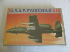 Vintage Hobby Craft 1/72 Scale Us Air Force Fighter Fairchild A10 #Hc1551 Nos