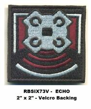RAINBOW SIX ECHO PATCH WITH HOOK BACKING  - RBSIX73V
