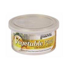Granovita Vegetable Pate in Tin 125g (8 Pack)