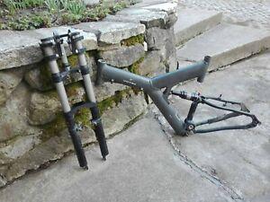 *VOTEC* Vintage Downhill DH Full Suspension Bike Frame