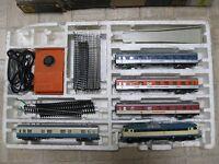 Piko Modellbahn Scale model 1:87 Locomotive Wagons track sets transformator 1762