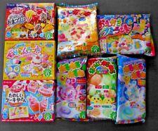 Select 8p Popular Pop Cookin Kits Kracie Full Candy Cake Banana Corn Icecream