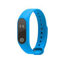 Bluetooth Handy Uhr Smart Armband Watch Fitness Tracker Schrittzähler Pulsuhr M2