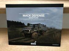 Mack Defense BASTION light tactical armoured vehicle brochure