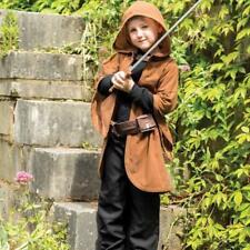 Costume Kit Cloak Sword Medieval Knight Warrior Book Week Fancy Dress 6-8yrs