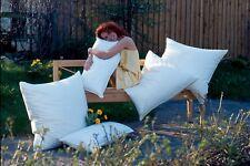 Federkissen Kissenfüllung Füllkissen Inlett Kissen Dekokissen 80x80 cm  2er Set