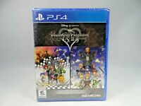 Kingdom Hearts HD 1.5 + 2.5 Remix (Sony PlayStation 4, 2017) *NEW*