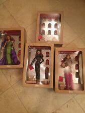 Christian Louboutin  Barbie Doll Lot Of 4 NIB Mint