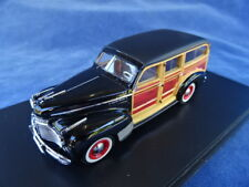 NEO SCALE MODELS - CHEVROLET STATION WAGON 1941 - MIB ! TOP+++ !